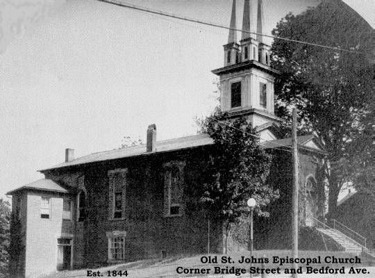 St. John's Episcopal Church-summer