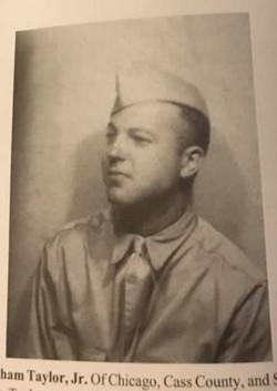 Robert Cunningham Taylor, Jr