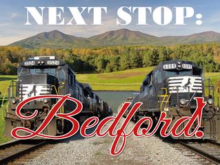 Next Stop: Bedford!