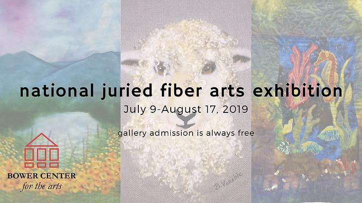 National Fibert Art ExhibitionFBcover.pn
