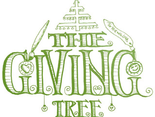 The Giving Tree: A Miniature Art Fundraising Exhibit