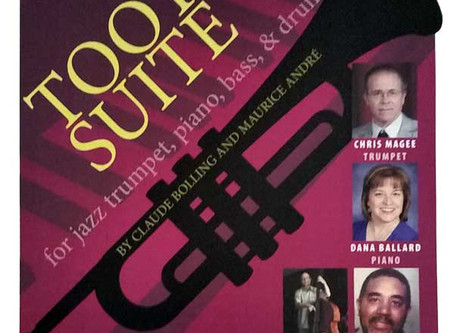 """""""Toot Suite"""" by the Chris Magee Quartet"""""""