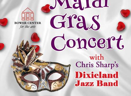 Mardi Gras Concert with Chris Sharp's Dixieland Jazz Band