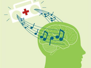feel grounded with this simple music therapy exercise