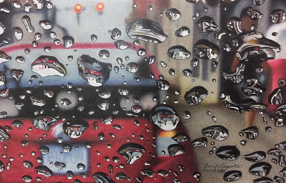I Love A Rainy Night by Jennifer Carpenter