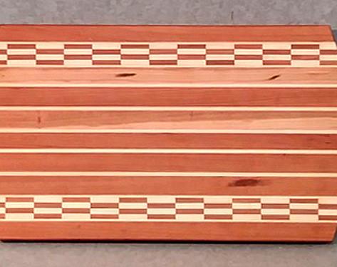 Cutting Board 2 -George Radeschi