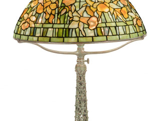 Louis Comfort Tiffany Glass