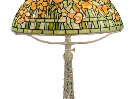 Louis Comfort Tiffany Glass