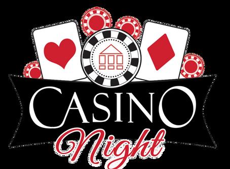 1st Annual Casino Night
