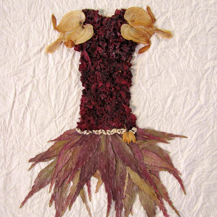 Kaede-fairy dress