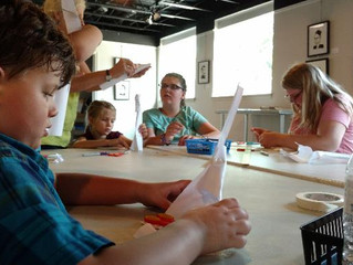 Bower Center Art Camp in Bedford