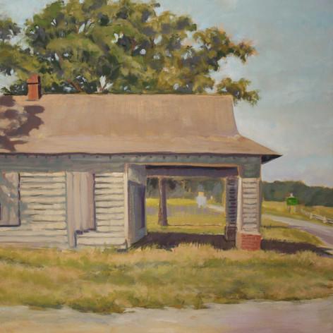 Mt Rush by Nancy McDearmon