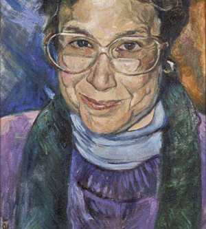 Getting Started with Portraiture in Oil: Feb 10