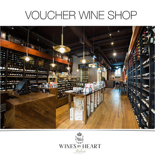 Voucher Wine Shop