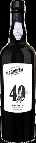 Barbeito Malvasia Vinho do Reitor 40 Anos