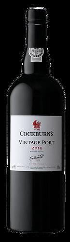 Cockburns Vintage Port 2017