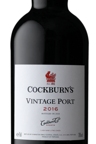 Cockburns Vintage Port 2017