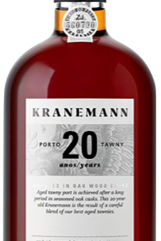 Kranemann Porto Tawny 20 anos