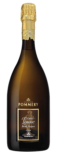 Pommery Cuvee Louise Nature 2004
