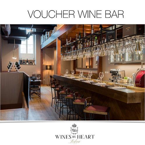Voucher Wine Bar