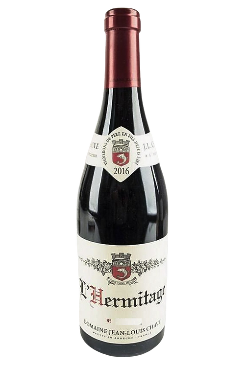 Jean Louis Chave L'Hermitage 2016