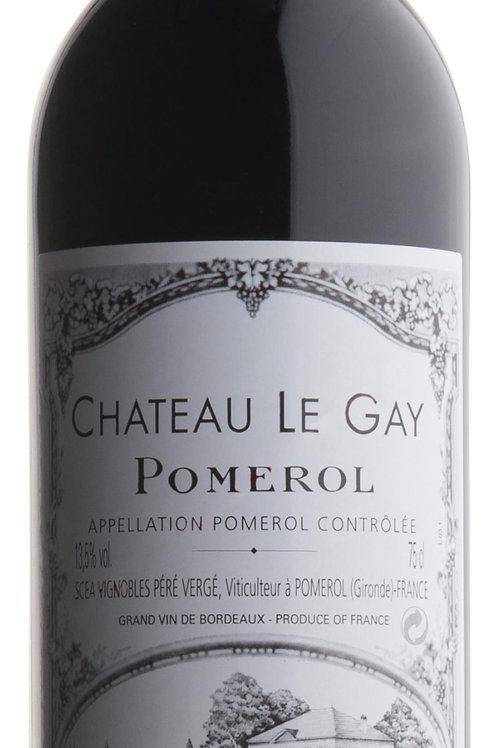 Château Le Gay Pomerol 2012