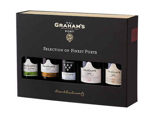 Graham's Selection 5 Ports