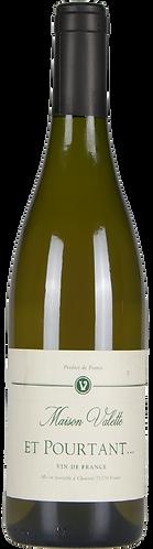 Domaine Valette Vin de France Et Pourtant 2015