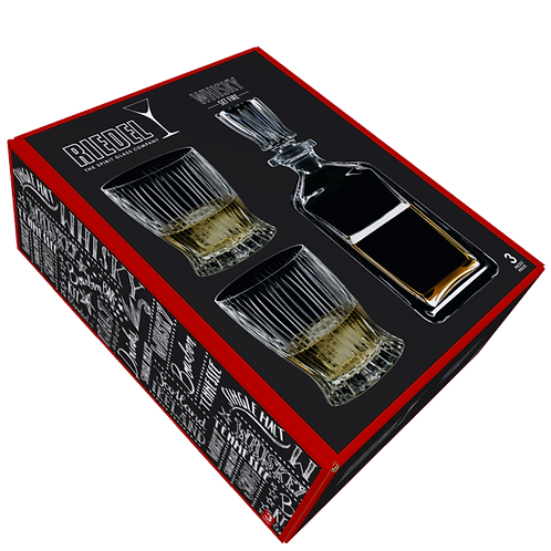 Riedel Fire Whisky Set 5515/02S1