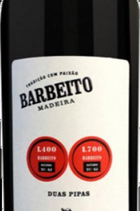 Barbeito Bastardo Reserva Duas Pipas 50cl