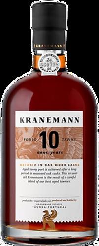 Kranemann 10 anos Porto Tawny