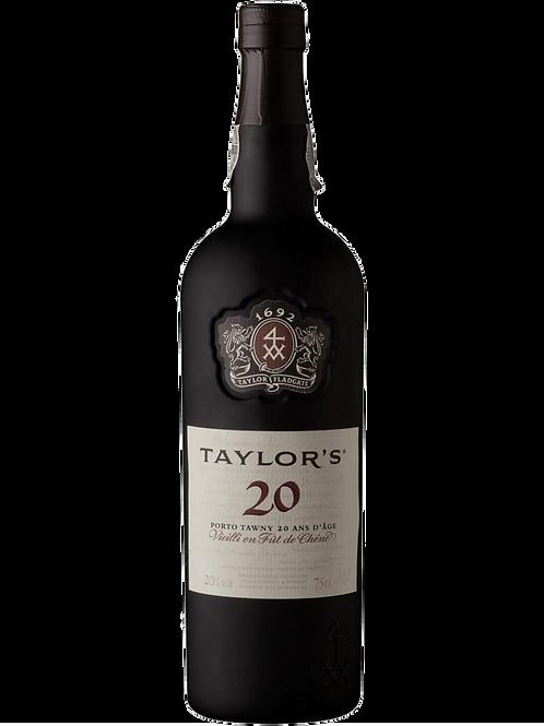 Taylor's 20 Anos Tawny Porto