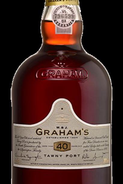 Grahams 40 Anos Tawny Porto