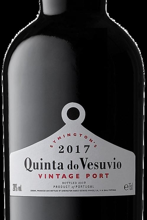 Quinta do Vesuvio Vintage Port 2017