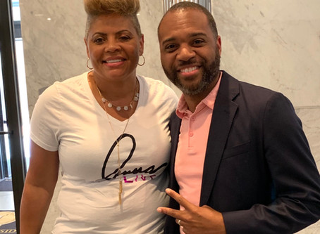 #AnnaLive Episode #13 Eddie Brown, CEO Brown Public Relations #MississippiRisingSeries