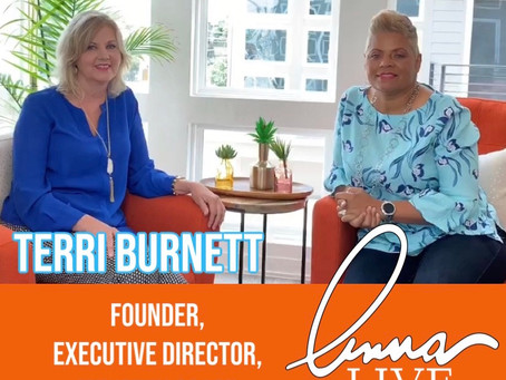 ANNA LIVE | ANNA McCOY SHOWS THE BEST WAY TO START YOUR OWN 501C3 WITH GUEST TERRI BURNETT