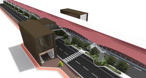 Shirdi town masterplanning proposal