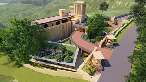 Spa and resort   Panchgani
