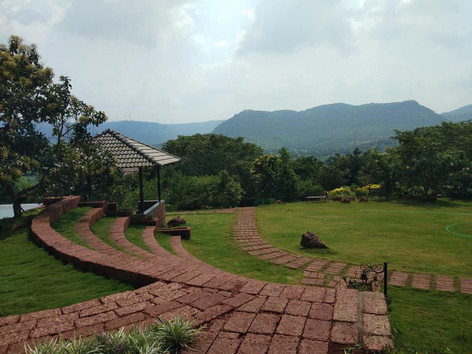 Forest escape resort and spa   Koyna