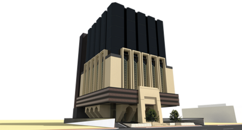 Commercial business tower | Muscat, Oman