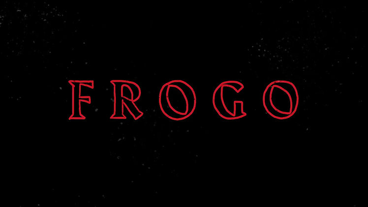 Frogo is a short animation inspired by Lord of the ring trilogy