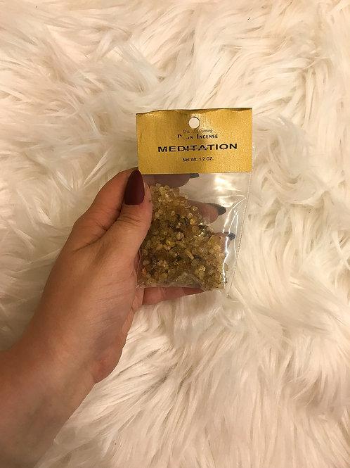 Meditation Resin Incense