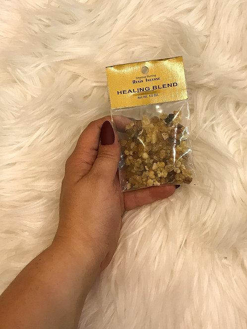 Healing Blend Resin Incense