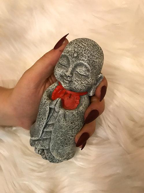 Small Red Buddha