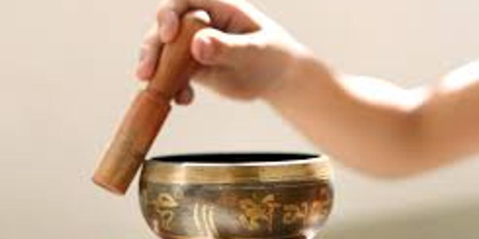 Weekly Healing Circle & Sound Healing