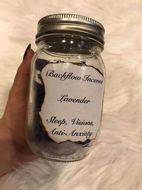 Backflow Incense - Lavender