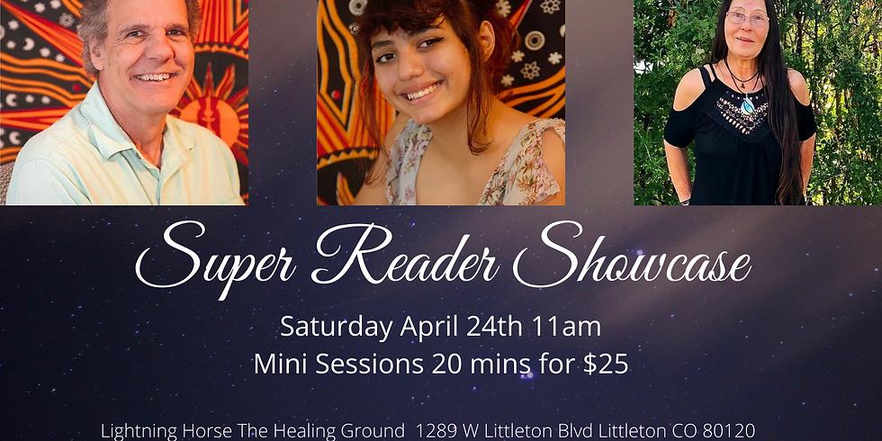 Super Reader Showcase
