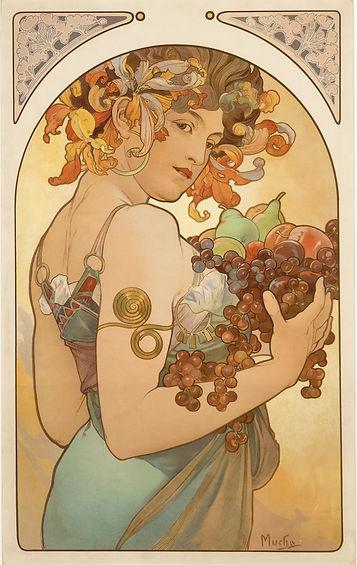 Fruit by Alphonse Mucha.jpg