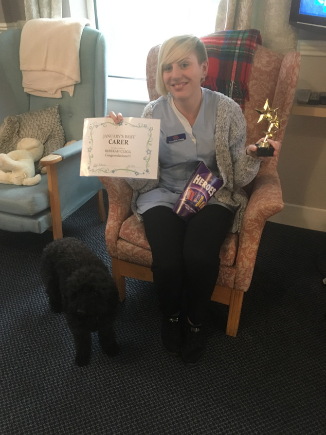 Carer of the month