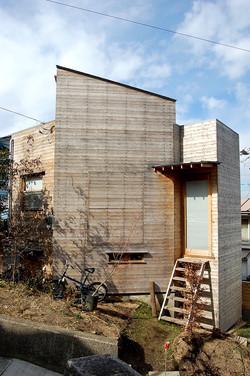 堀内12坪の家01